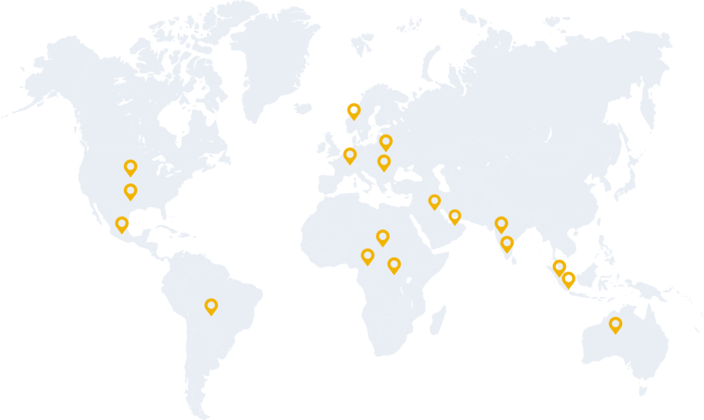 Map with Markers